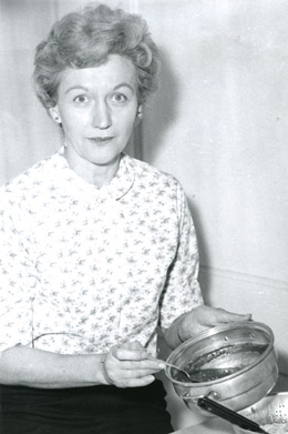 Mary Ann Shughart in 1965